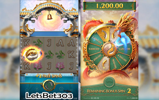 Sedang Hot, Game Slot Onfire Dragon Legend Sbobet